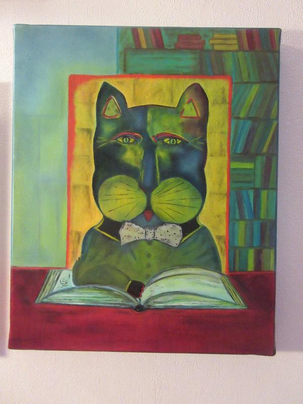 Maitre chat